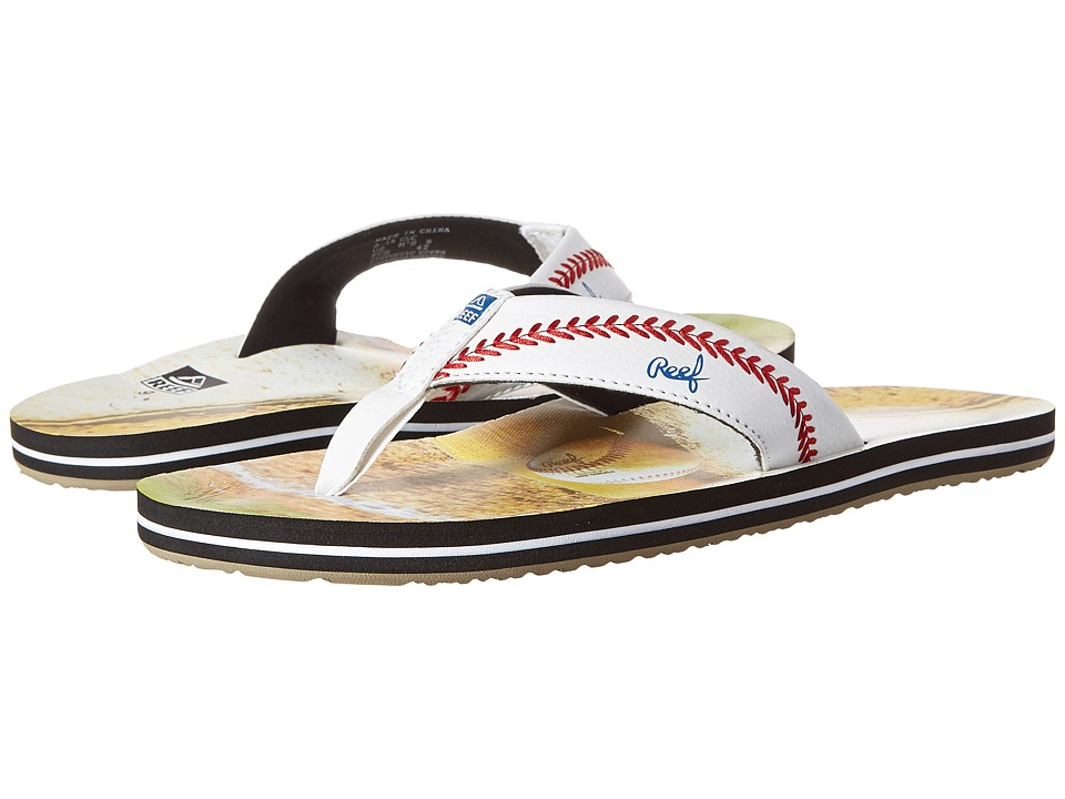 Reef - Reef HT Prints (Baseball) Men