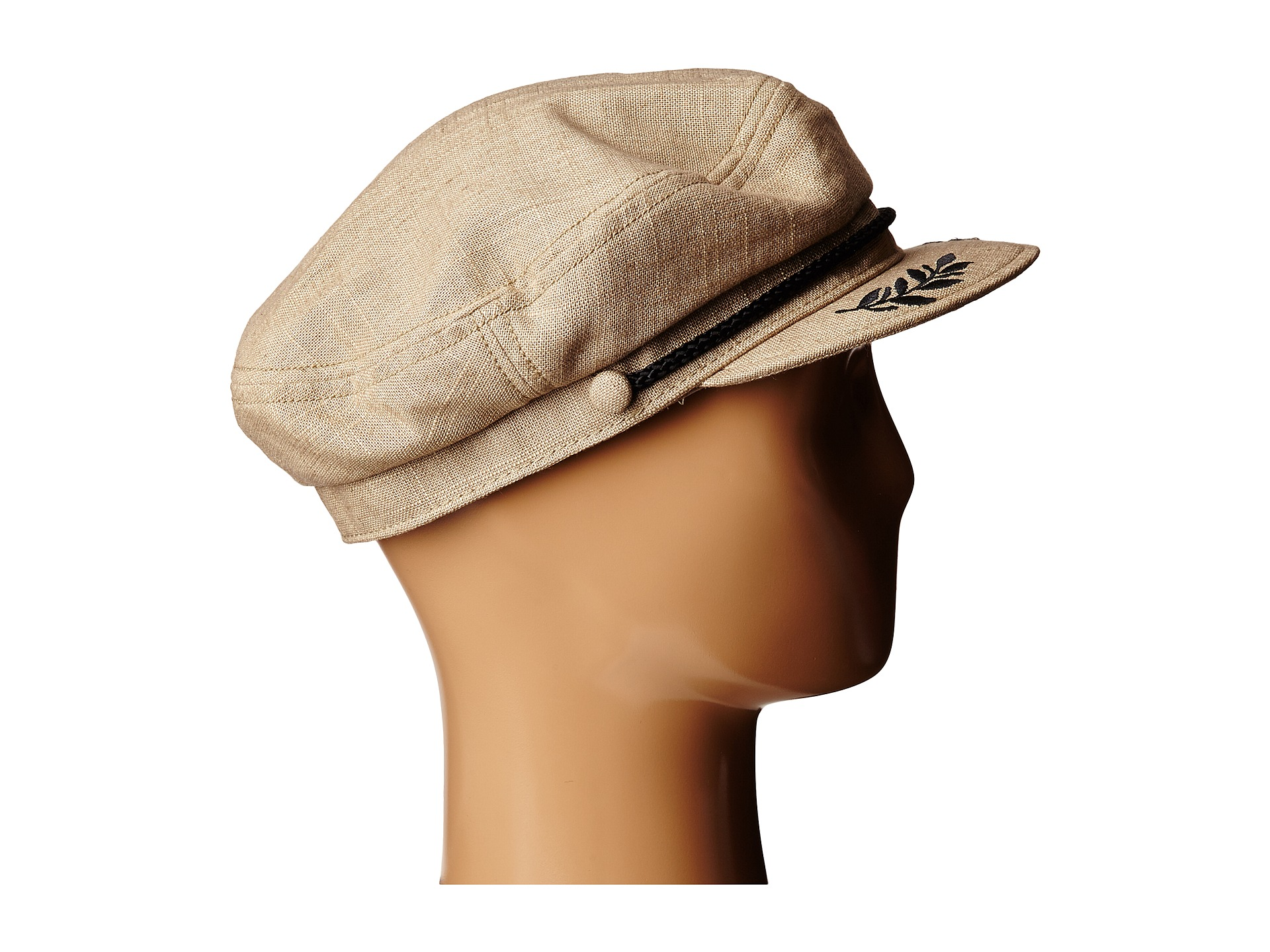 Goorin Brothers Cappy Natural Zapposcom Free Shipping