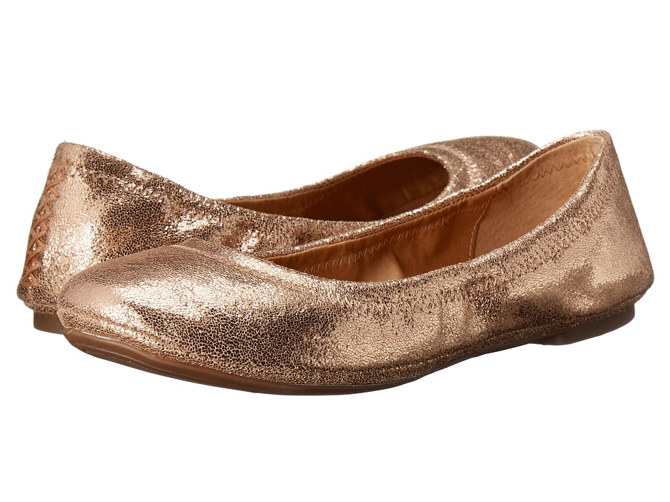 Lucky Brand Emmie Blush Womens Flat Shoes