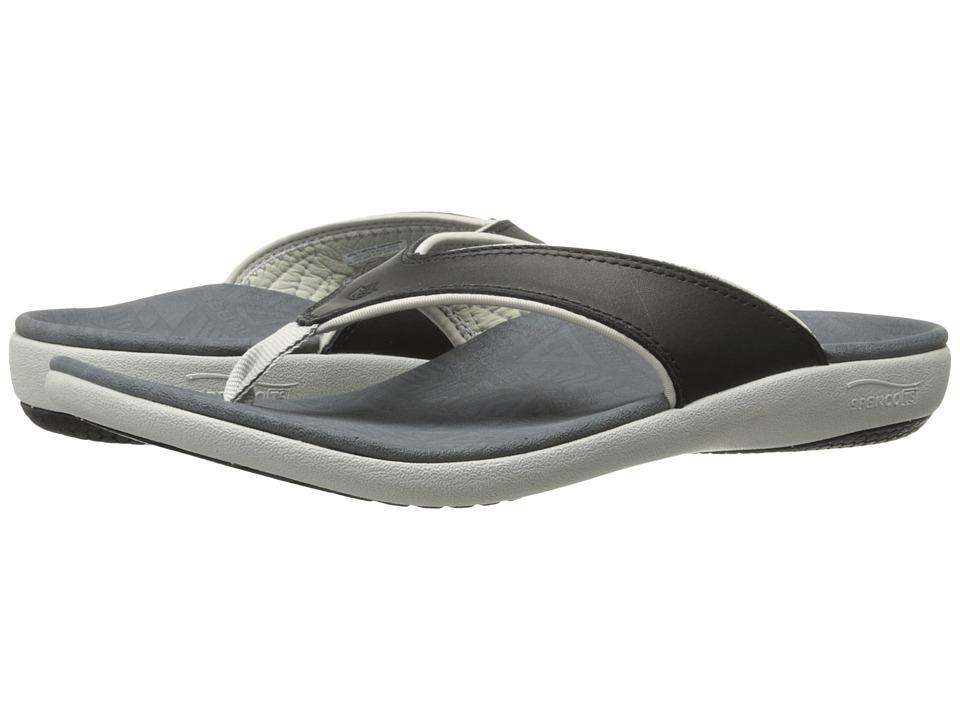 Spenco - Yumi Tribal Elite (Black) Women's Sandals