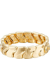 Robert Lee Morris - Gold Square Stretch Bracelet