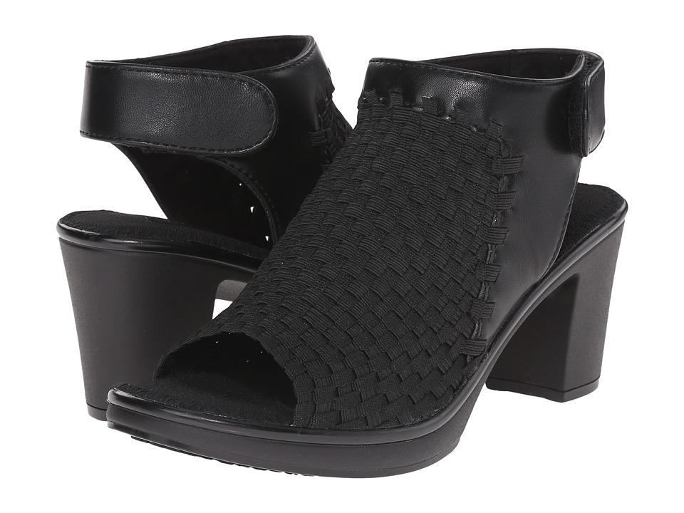 Steven Ezzme (Black) High Heels