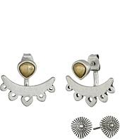 Lucky Brand - All Metal Earrings