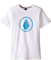 Volcom Kids - Solid Stone Short Sleeve Tee (Toddler/Little Kids)