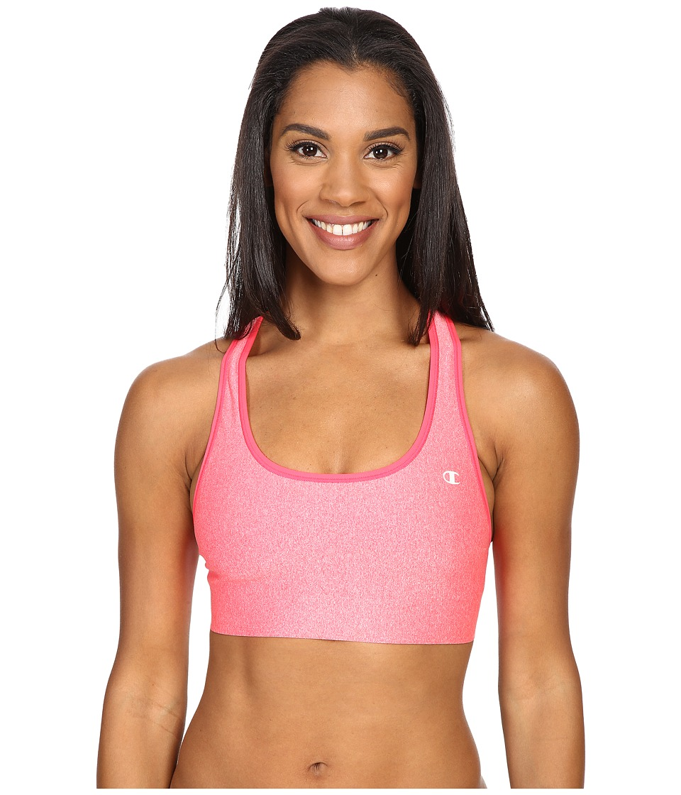 Champion Absolute Bra Neon Flare Heather/Neon Flare Womens Bra