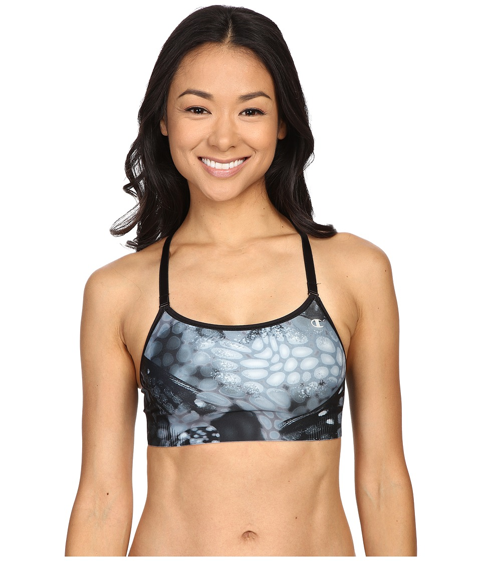Champion Absolute Cami Black Wingspan/Black Womens Bra