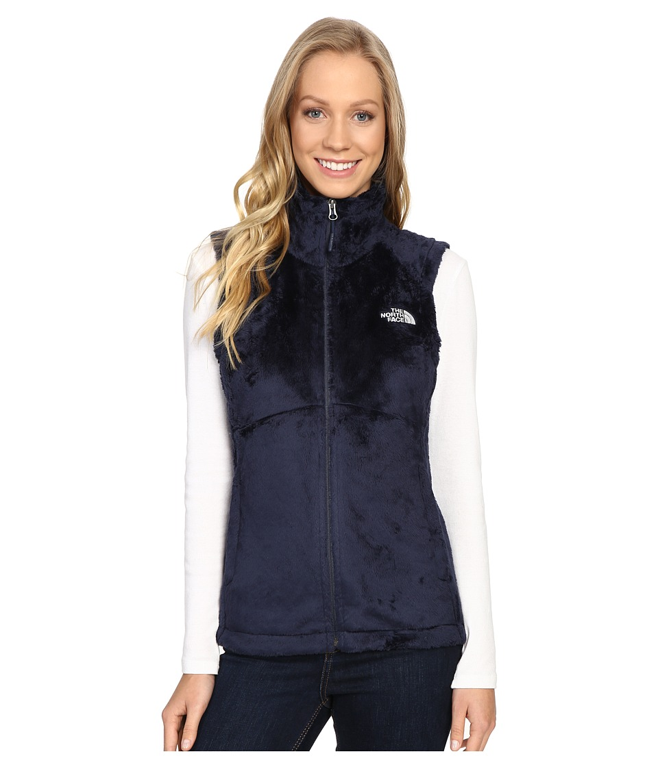 The North Face - Osito Vest (Cosmic Blue (Prior Season)) Womens Vest