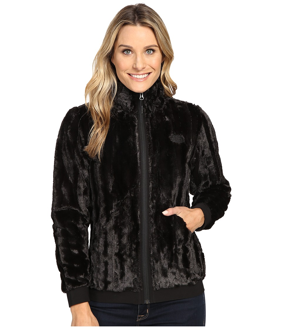 The North Face - Furlander Full Zip Jacket (TNF Black (Prior Season)) Womens Coat