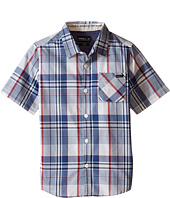 O'Neill Kids - Emporium Plaid Short Sleeve (Little Kids)