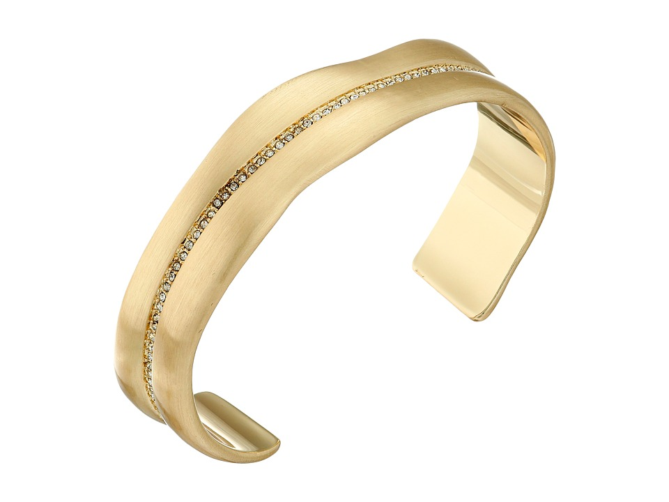 Karen Kane Tone Morning Light Cuff Bracelet Gold Bracelet