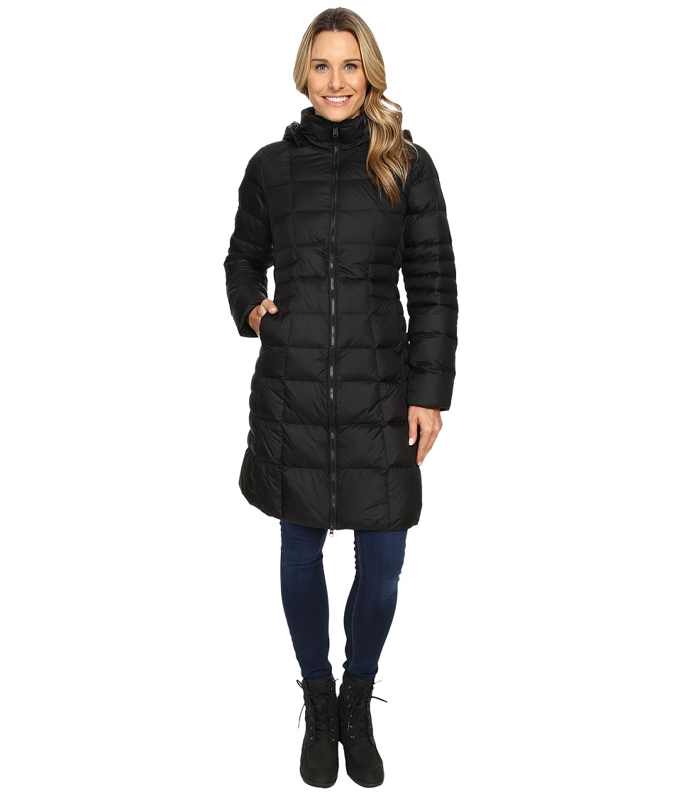 North Face Metropolis Parka II (TNF Black) Women's Coat