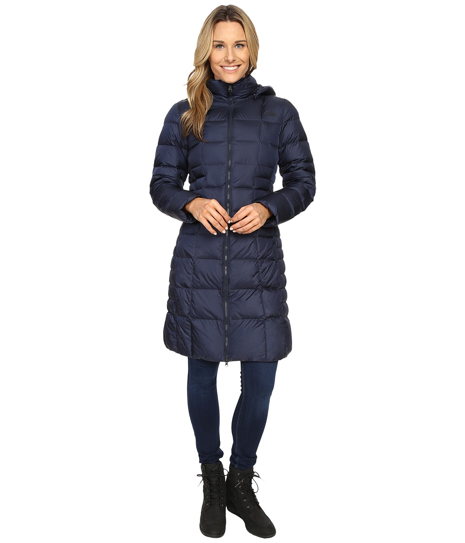 North Face Metropolis Parka II (Urban Navy) Women's Coat