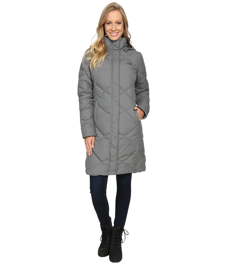The North Face Miss Metro Parka (TNF Medium Grey Heather (Prior Season)) Women