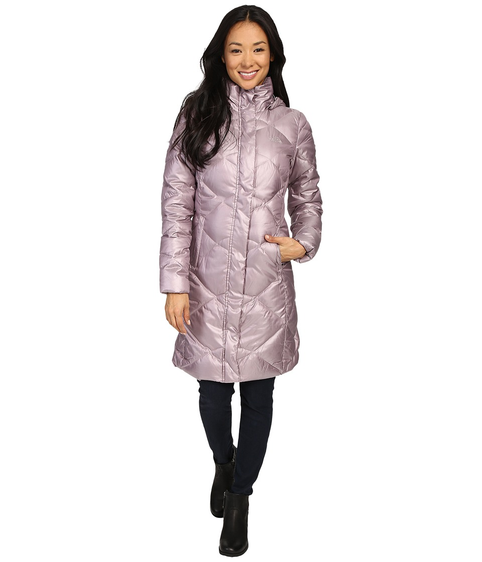 The North Face Miss Metro Parka (Quail Grey (Prior Season)) Women