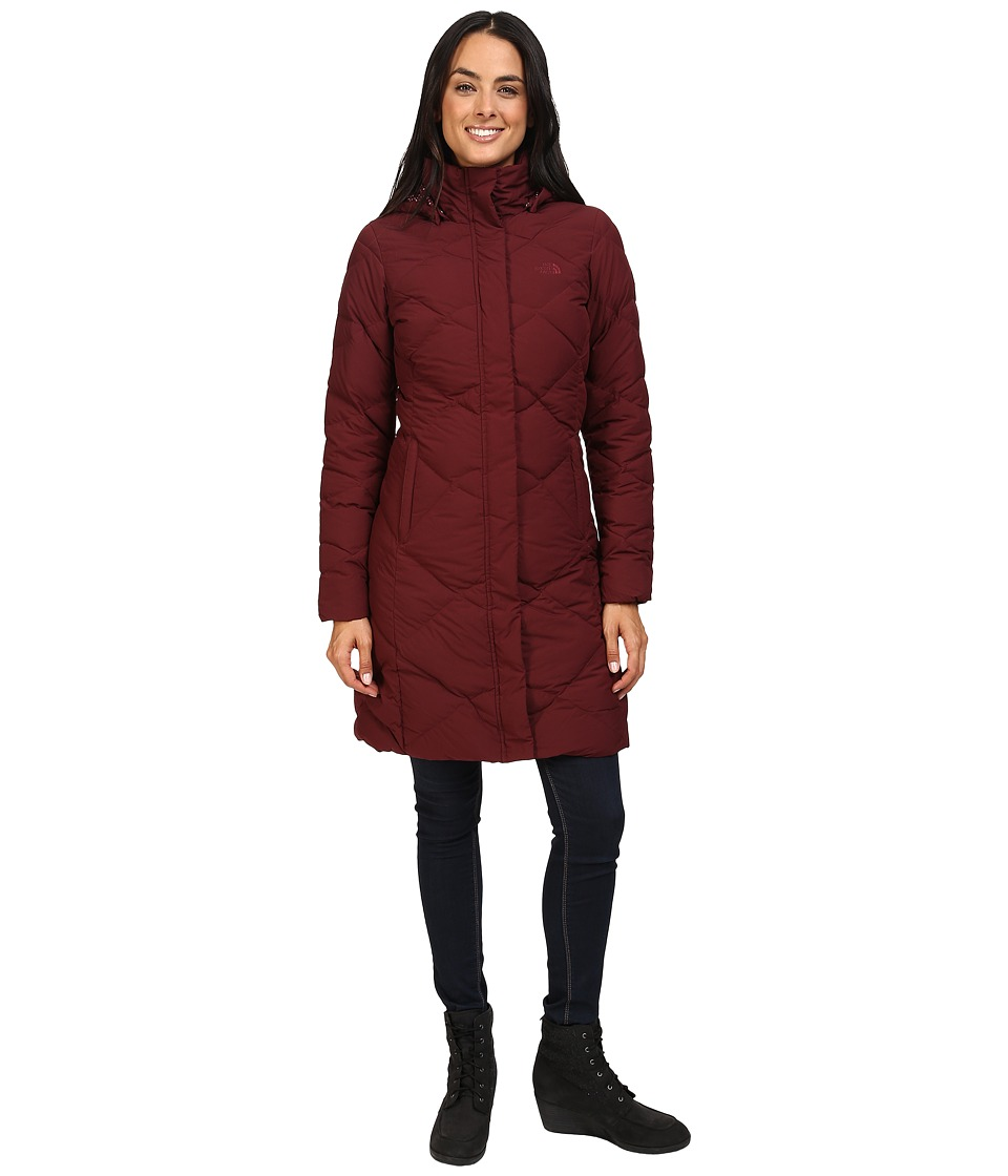 The North Face Miss Metro Parka (Deep Garnet Red (Prior Season)) Women