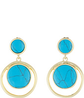 Karen Kane - California Current Drop Earrings