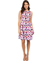 Christin Michaels - Vivienne Floral Dress