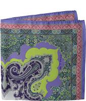 Etro - Printed Silk Pocket Square