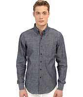 Naked & Famous - Slim Lightweight Chambray Shirt