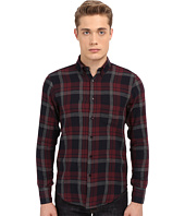 Naked & Famous - Regular Herringbone Soft Check Shirt