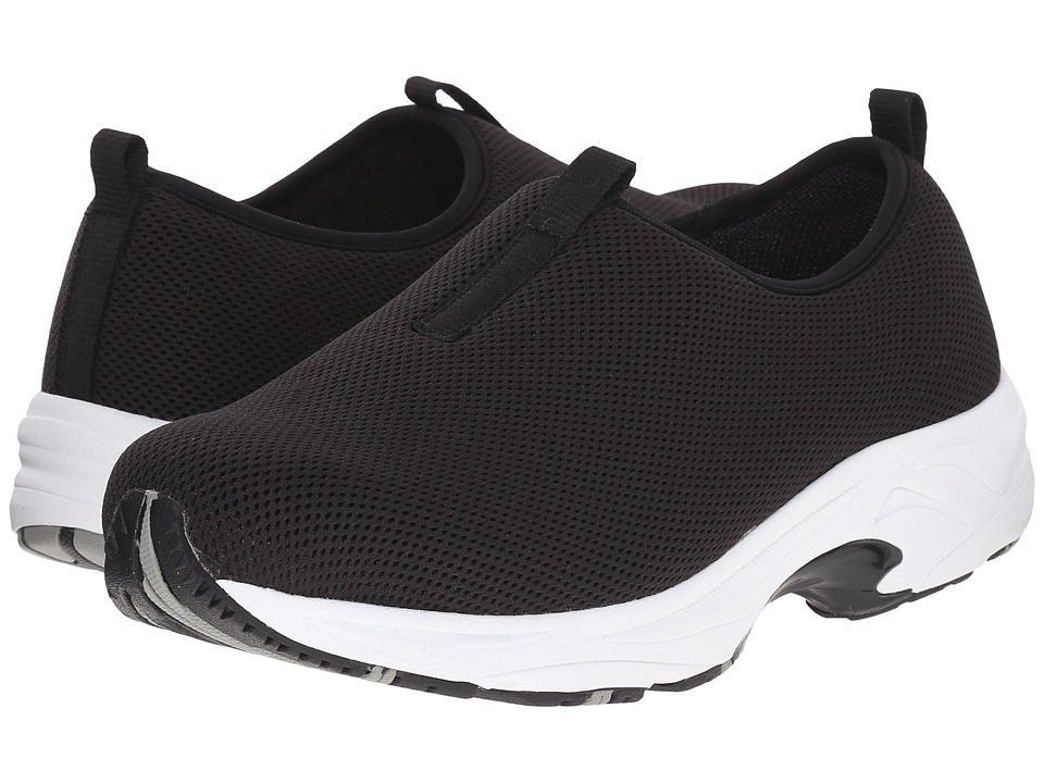 Drew Blast Black Sport Mesh Womens Slip on Shoes