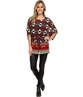 Scully - Lea Kimono Style Blouse