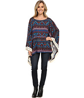 Scully - Aziza Comfy Early Spring Poncho