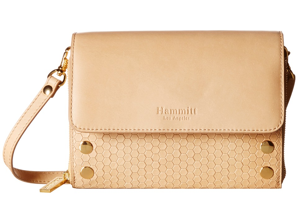 Hammitt - Lucas (Cider White/Gold) Handbags