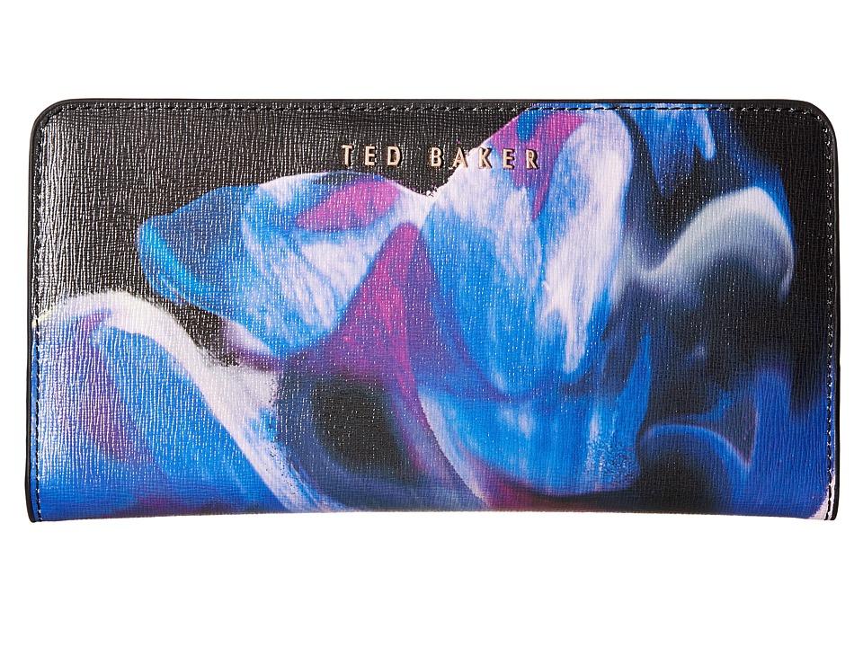 Ted Baker Celese Black Bi fold Wallet
