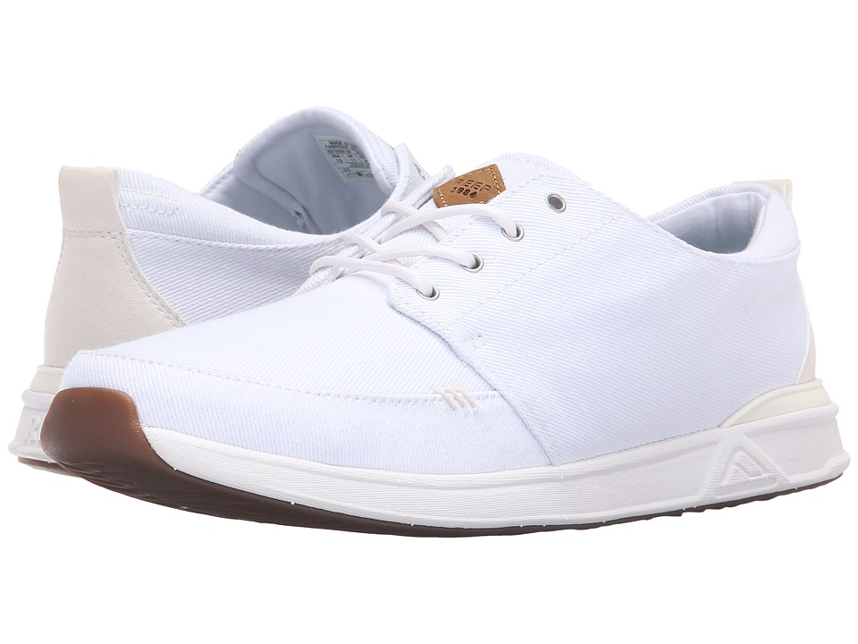 Reef Rover Low (White) Men