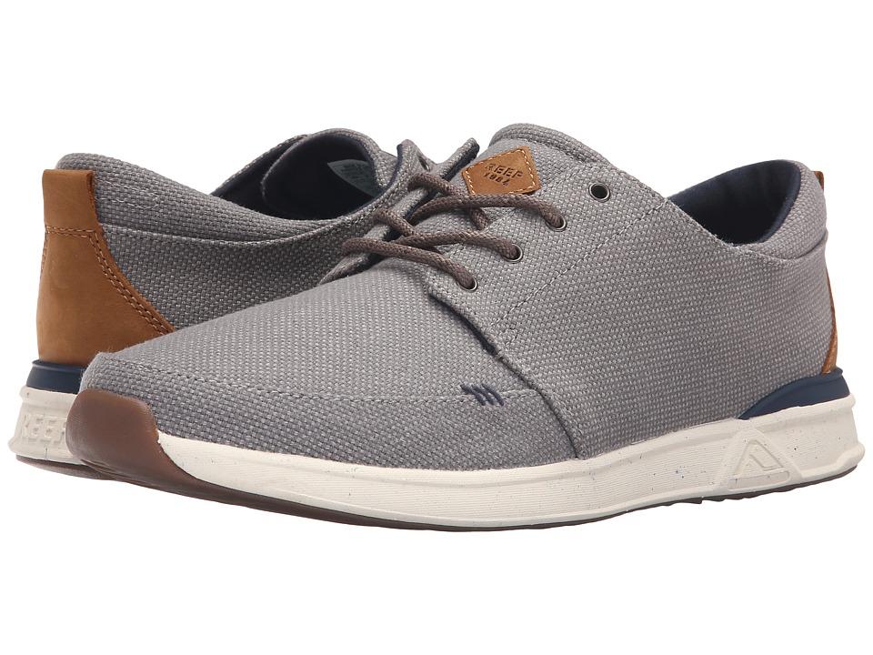 Reef Rover Low TX (Grey/Gum) Men