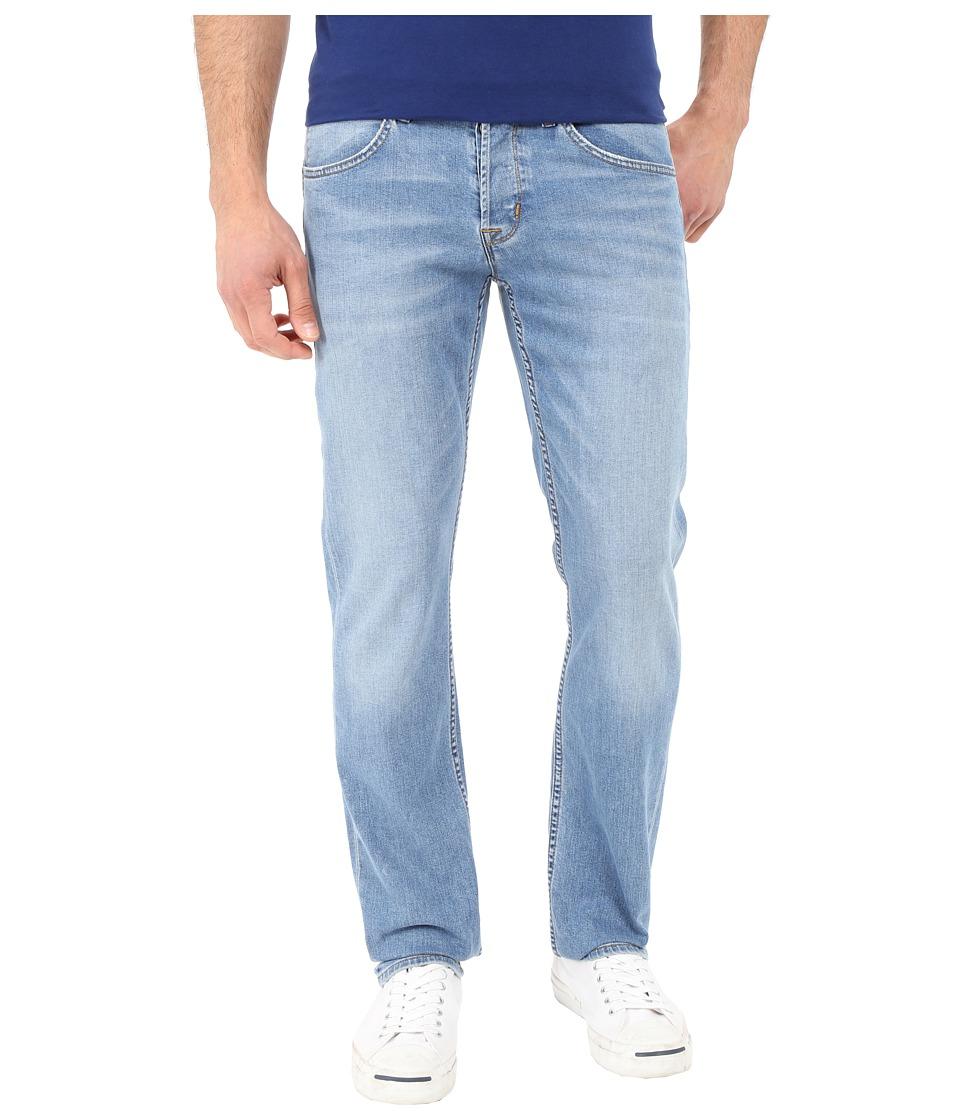 Hudson Byron Straight Jeans in Ocean Park Ocean Park Mens Jeans