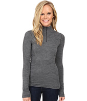 The North Face - Long Sleeve Go Seamless Wool 1/4 Zip