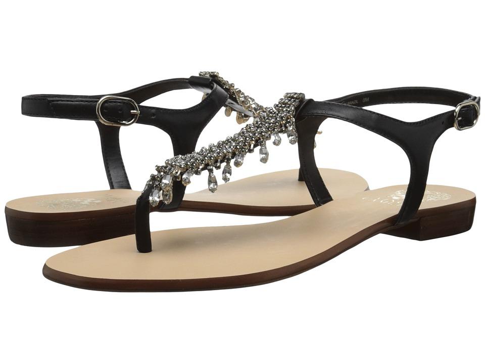 Vince Camuto Jachai Black Womens Shoes