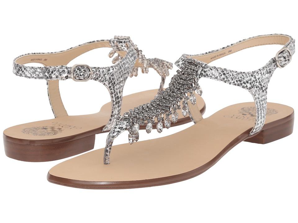 Vince Camuto Jachai Silver Womens Shoes