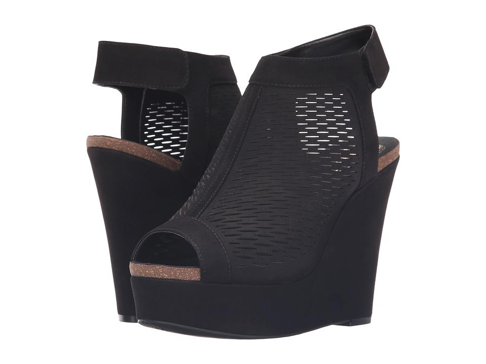 Vince Camuto Kyrene Black Womens Shoes