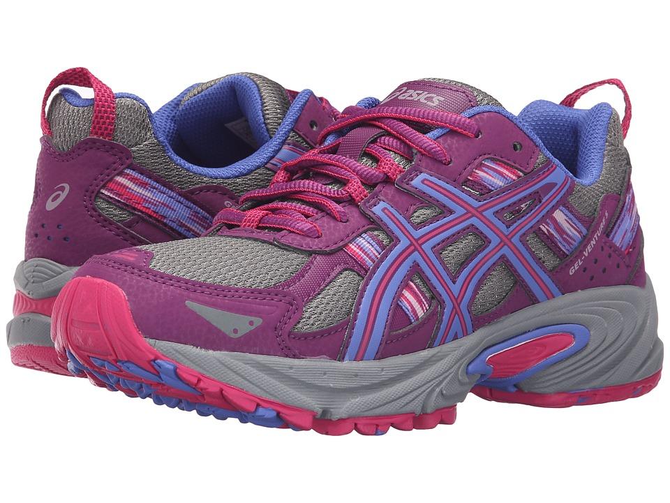 ASICS Gel-Venture 5 (Phlox/Sport Pink/Aluminum) Women