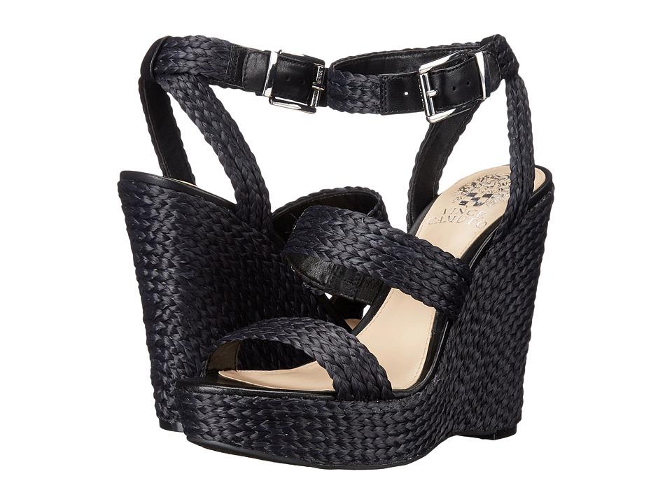 Vince Camuto Melisha Black Womens Shoes