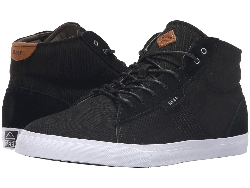 Reef Ridge Mid (Black) Men