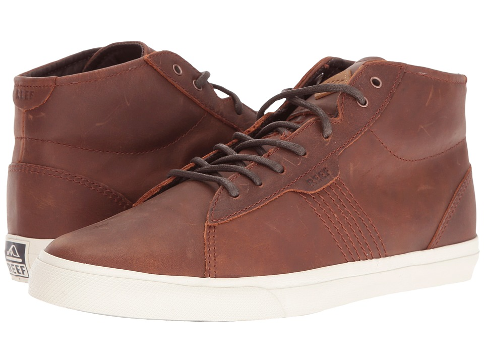 Reef - Ridge Mid Lux (Brown) Men