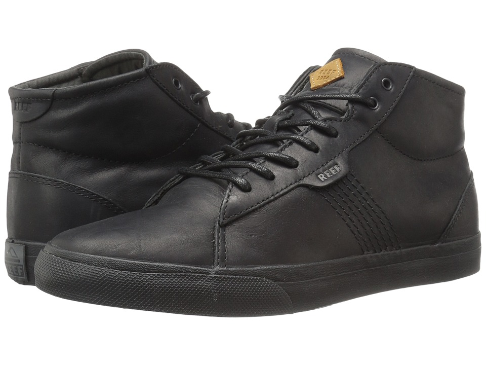 Reef - Ridge Mid Lux (Black) Men