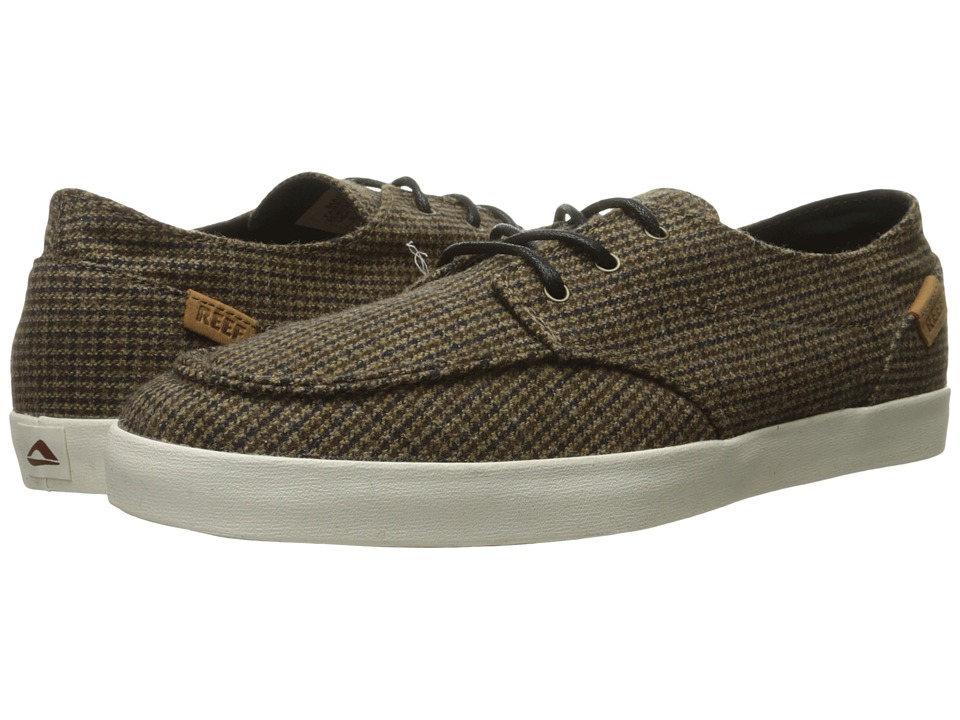 Reef - Deck Hand 2 TX (Brown/Tweed) Men