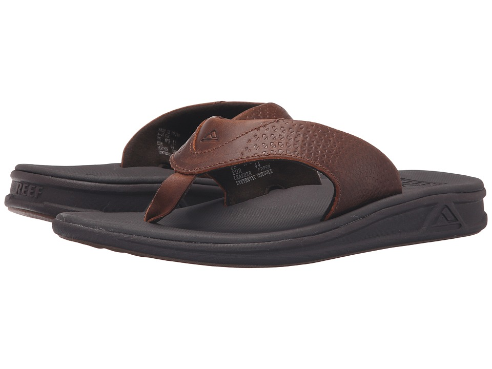 Reef - Rover LE (Brown) Men's Sandals