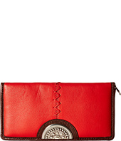 Brighton - Afrikanz Large Wallet