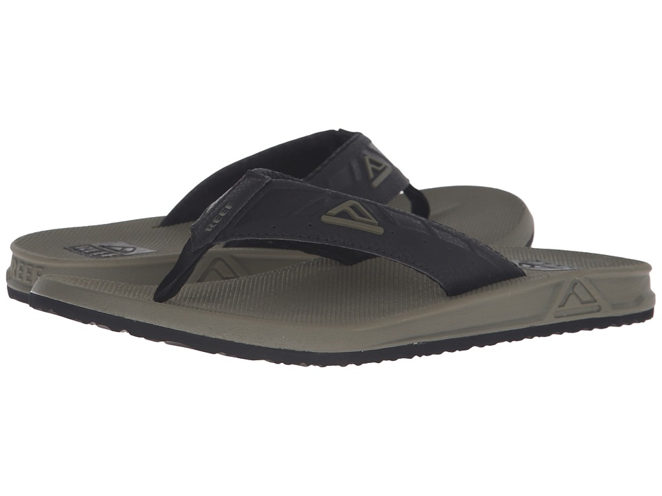 Reef Phantoms (Black/Olive) Men