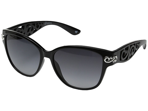 Brighton Contempo Chic Sunglasses - Black/Silver