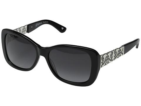 Brighton Cordoba Sunglasses - Black/Silver