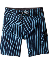 Volcom Kids - Squiggle Mod Boardshorts (Toddler/Little Kids)