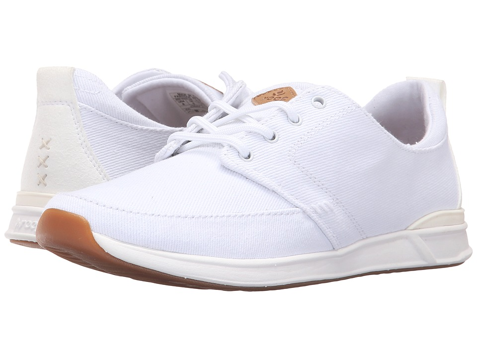 Reef Rover Low (White) Women