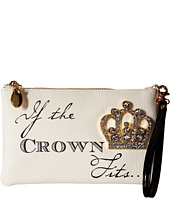 My Flat In London - Crowns Zip Pouch